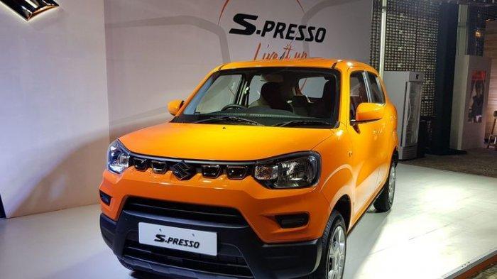 Spesifikasi Suzuki S-Presso Calon Mobil Baru Murah di Indonesia, Begini Penampakannya