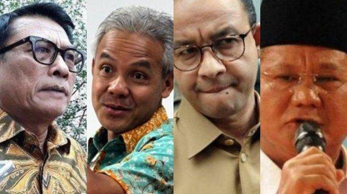 Ganjar Pranowo Singkirkan Prabowo & Anies Baswedan Dalam Survei Elektabilitas Capres 2024, Kok Bisa?