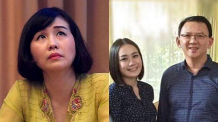 Kerap Dituduh Rebut Ahok dari Veronica Tan,Puput Nastiti Devi Selip Kalimat Menohok SaatLakukan ini