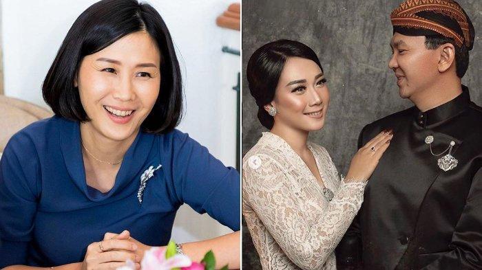 Ahok Puput Nastiti Devi Pamer Foto Anak, Veronica Tan Malah Kepergok Cium Pria Ini Siap Nikah Lagi?