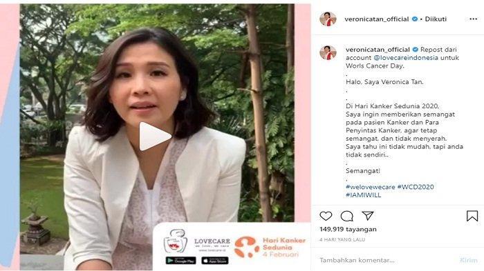 MASYA ALLAH, Ternyata Veronica Tan Dekat dengan Istri Jokowi, Beredar Foto Dipeluk dari Belakang