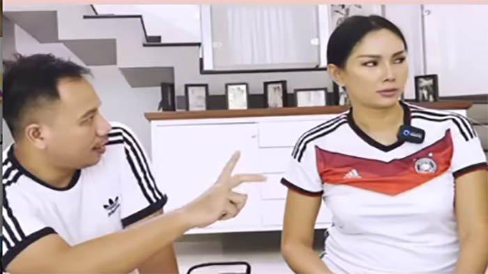Vicky Prasetyo Bocorkan Isi Chat Sang Istri, Ini Reaksi Tak Terduga Kalina Ocktaranny