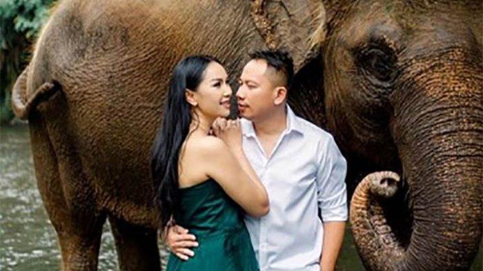 Kalina Oktarani, IStri VIcky Prasetyo Ungkap Kekecewaannya Padahal Baru Menikah 3 Bulan