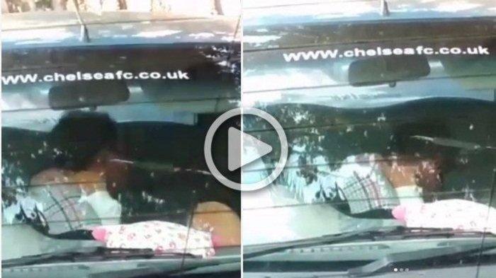 HEBOH Video Mesum Dokter dan Perawat Cantik Berzina di Parkiran Bandara, Mobil Goyang Pun Digerebek