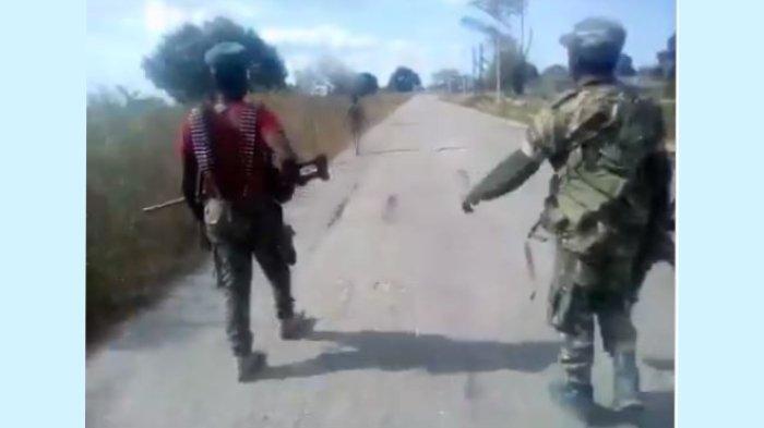 Viral, Video Mengerikan Wanita Telanjang Dipukul dan Ditembak Mati Tentara, Ini Fakta-Faktanya