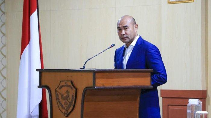 Gubernur NTT Viktor Laiskodat Positif Covid-19