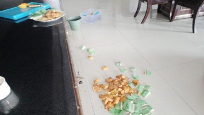 Viral Anggota Dewan Gerindra Tak Terima Diberi Sarapan Ubi Goreng, Piring Dibuang ke Lantai