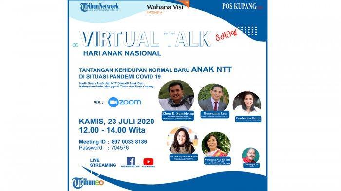 Siang Ini, Anak NTT Baca Surat Terbuka Untuk Gubernur Viktor Laiskodat dan Presiden Jokowi