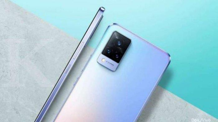 Bisa Preorder, HP Vivo V21 5G Fitur Unggulan Dual OIS Kamera, Spesifikasi Lengkapnya .