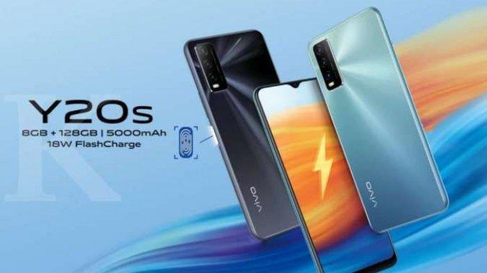 HP Vivo Series Harga Rp 1 Jutaan, Berikut Ini 6 Model Ponsel Vivo Yang Masuk Daftar Rekomendasi