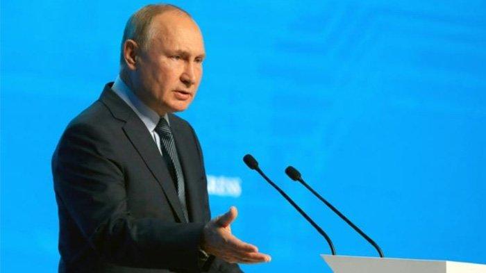 Laut China Selatan: Putin Beritahu Taiwan Kebenaran yang Tidak Nyaman tentang Kemampuan China