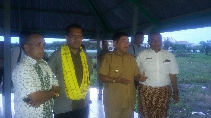 Wabup Kupang Janji Gelar Dialog Terbuka dengan Manajemen RSUD Naibonat