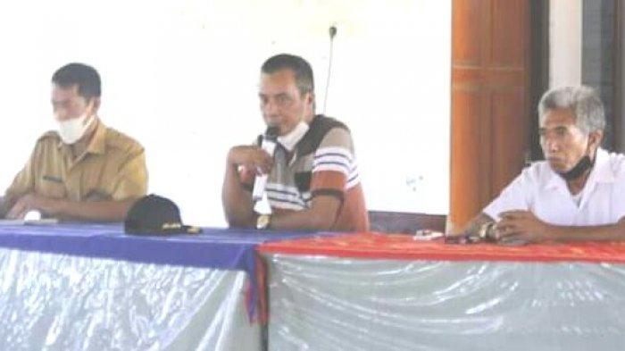 Wabup John Lado Minta Pembebasan Lahan Kawasan Hutan Lindung di Lamboya