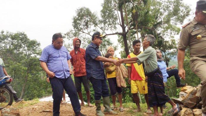 Wagub Nae Soi dan Bupati Agas Tinjau Jalan Provinsi di Manggarai Timur Ini Fakta di Lapangan