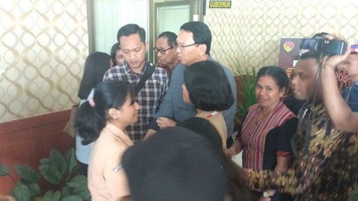 Wagub Nae Soi Pertemuan Tertutup dengan Ahok BTP Nostalgia Sahabat