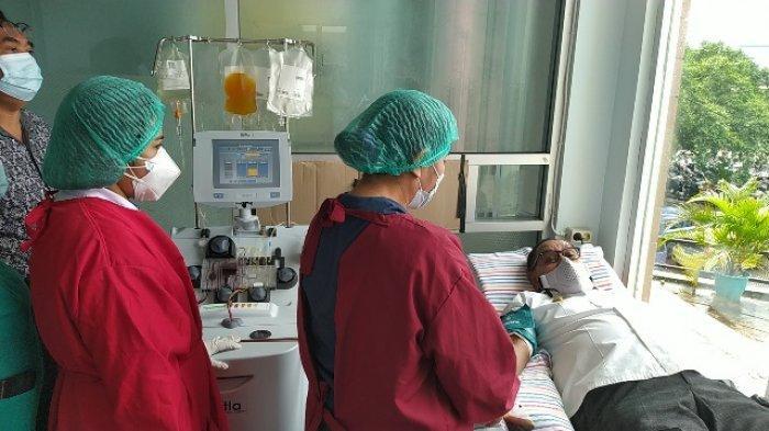 130 Penyintas Covid-19 di Kota Kupang Donorkan Plasma Darah