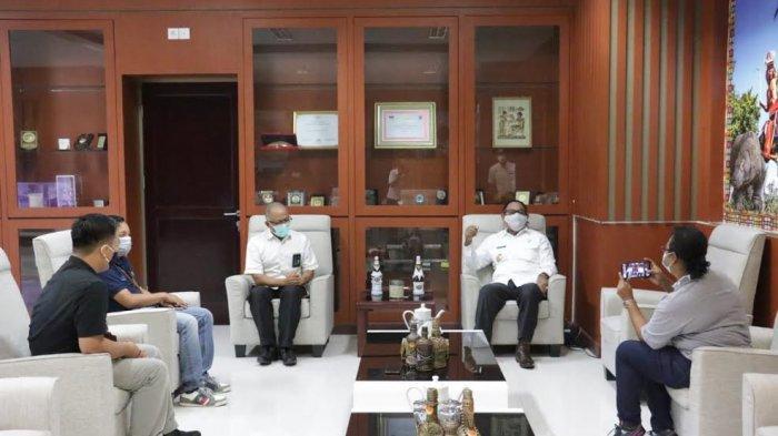 Wagub NTT, Josef Nae Soi  Minta PLN Fasilitasi Instalasi Khusus Listrik di Rumah Sakit