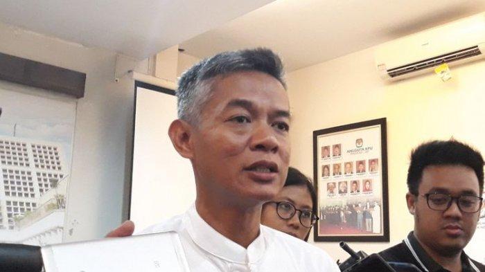 Wahyu Setiawan Berharap MK Tolak Seluruh Permohonan Gugatan Prabowo-Sandiaga