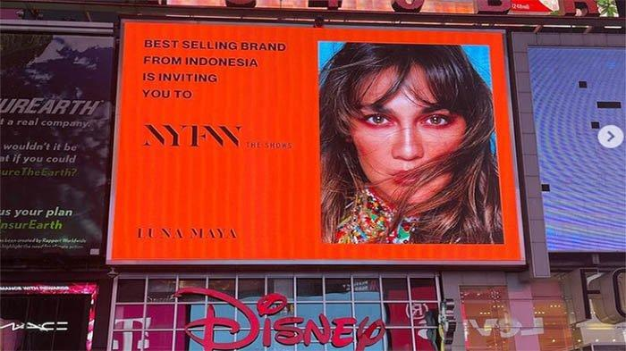 Luna Maya Dapat Kejutan Spesial dari Sosok Ini saat Berada di New York