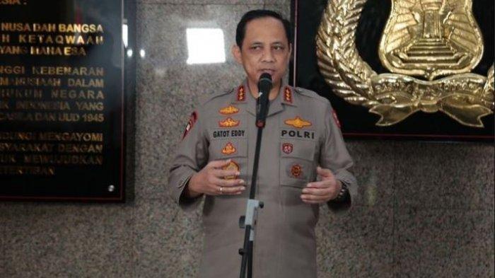 Wakapolri Disebut-sebut Kandidat Calon Kapolri, Inilah Jejak Rekam Gatot Eddy Pramono, SIMAK!