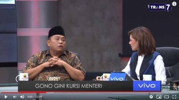 Najwa Shihab Sebut Arief Poyuono Lebih Cebong dari Cebong, Setelah Waketum Gerindra Itu Katakan Ini