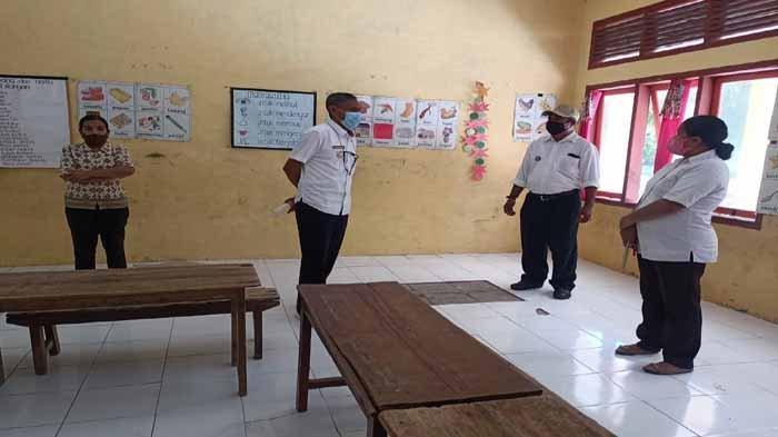 Wakil Bupati Nagekeo Lakukan Kunjungan Kerja ke SDK Tonggo di Kecamatan Nangaroro