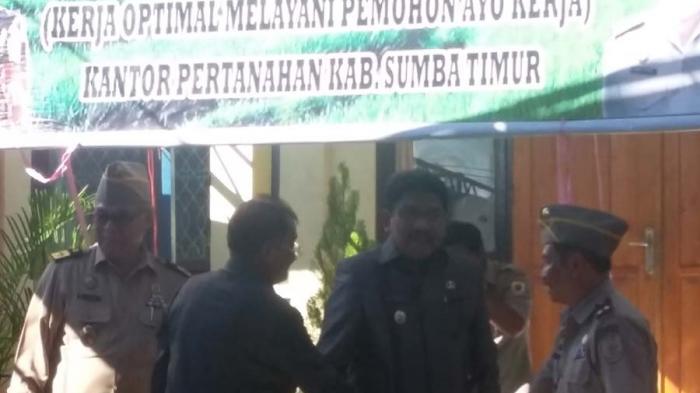 Wakil Bupati Sumba Timur Luncurkan KOMPAK