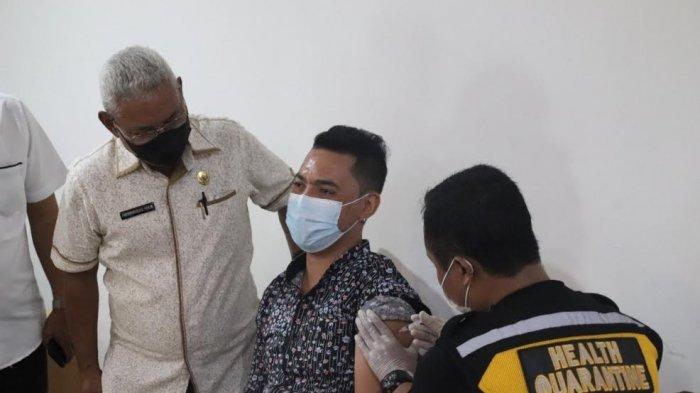 Pemkot Dukung Vaksinasi Covid 19 Bagi Pengungsi Luar Negeri yang Ada di Kupang