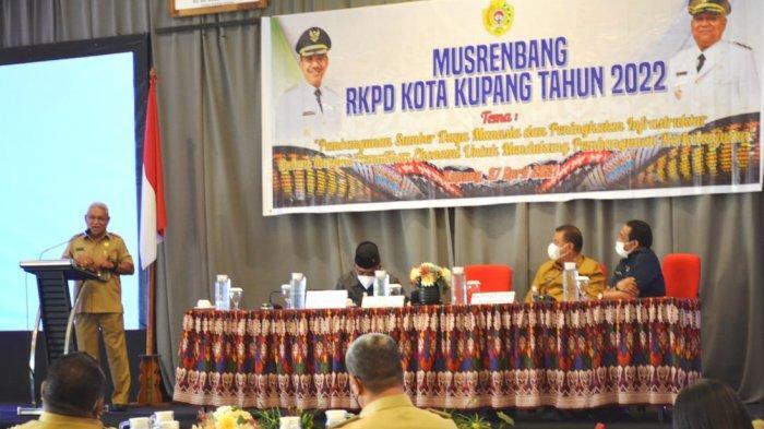 Wakil Wali Kota Sampaikan Tiga Hal Prioritas di Musrenbang RKPD 2022, Simak Beritanya