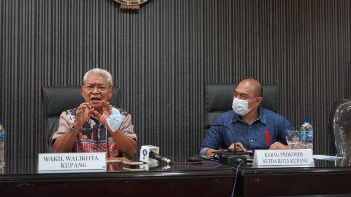 PSBB/PPKM Perlu Data & Izin,Pemerintah Pusat, Kota Kupang Siap Laksanakan Petunjuk Pemerintah Pusat