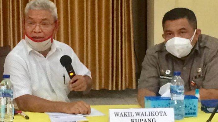 Wakil Wali Kota Kupang Minta Anggaran Bagi Posko Kelurahan Segera Dicairkan