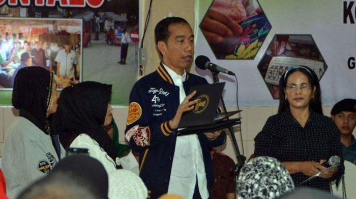 Jokowi Minta Para Pendukungnya Ajak Masyarakat ke TPS, Jangan Sampai Ada yang Golput