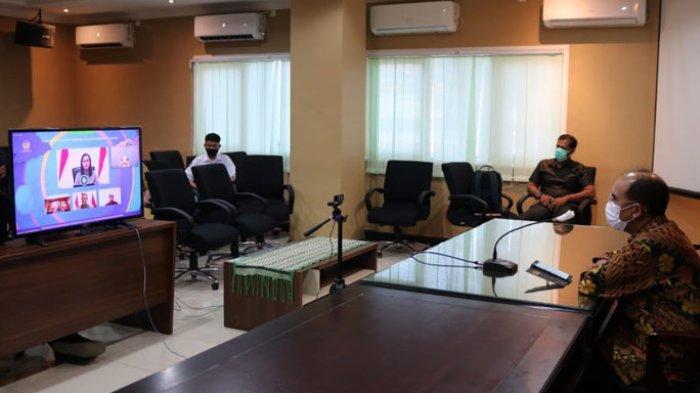Wali Kota Kupang Ikut Rakernas Akuntansi dan Pelaporan Keuangan Pemerintah Tahun 2020