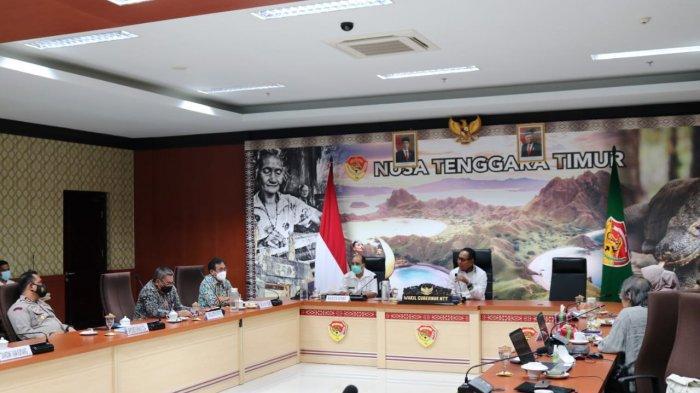 Tahun Ini Pemkot Kupang Kembali Percantik Wajah Kota,  Alokasi Bantuan Dana APBN
