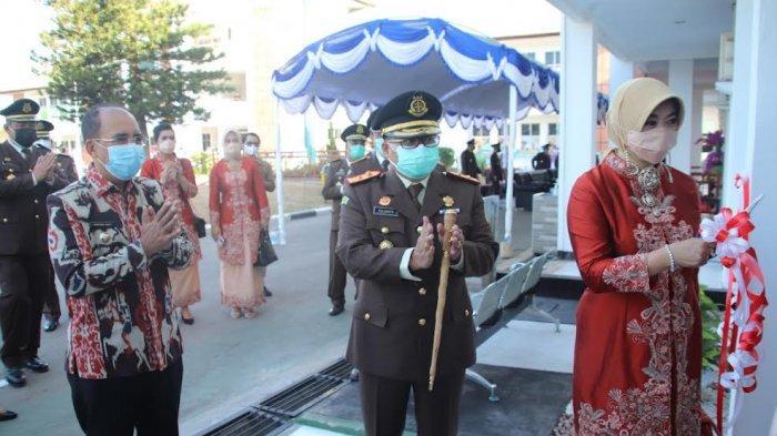 Klinik Pratama dan Pos PTSA Kejati NTT Dibangun, Wali Kota Beri Apresiasi
