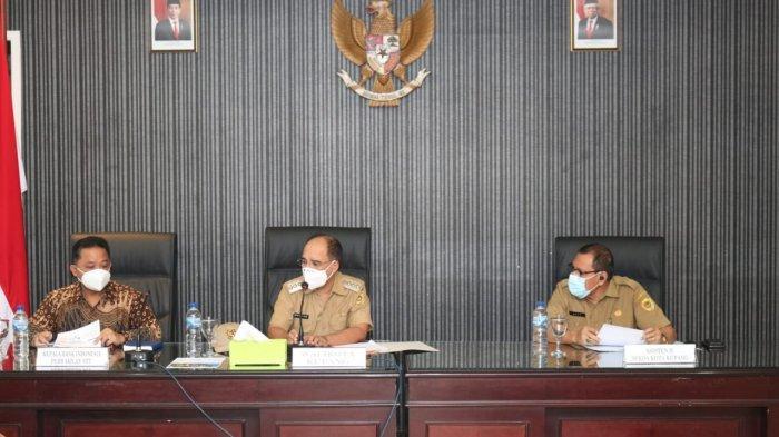 Wali Kota Pimpin High Level Meeting, Ini yang Dibahas