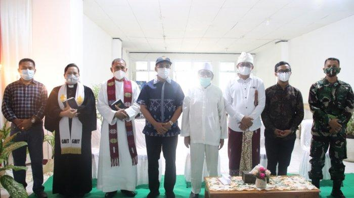 Pemulihan Pasca Badai, Pemkot Kupang Gelar Doa Bersama Lintas Agama