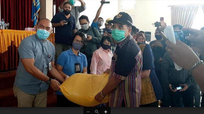 Wali Kota Kupang, Jefri Sebut Bansos Awak Media tak Ada Hubungan Politik
