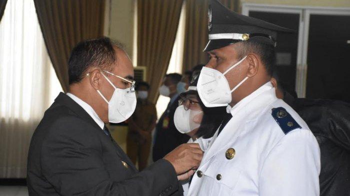 Wali Kota Kupang Jefri Riwu Kore, Lantik Komisaris dan Direktur PT Sasando Baru