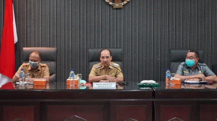 Wali Kota Kupang Paparkan Program Unggulan Pemkot Kupang Tahun 2020