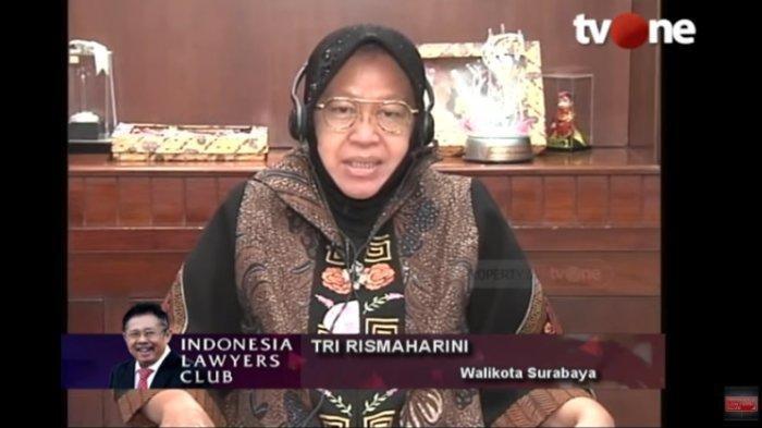 Kebijakan Baru Wali Kota Surabaya Risma Tekan Virus Corona Menuai Kritik, Ini Kelemahannya