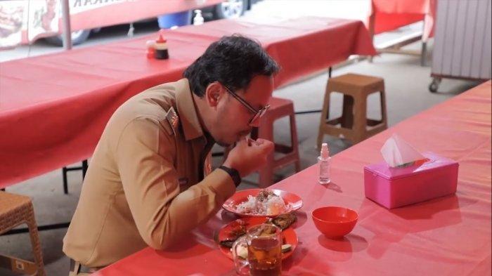 Penasaran,Bima Arya Jajali Makan di Warung 20 Menit,Begini Pengakuannya:Rasanya Kaya Sahur Kesiangan