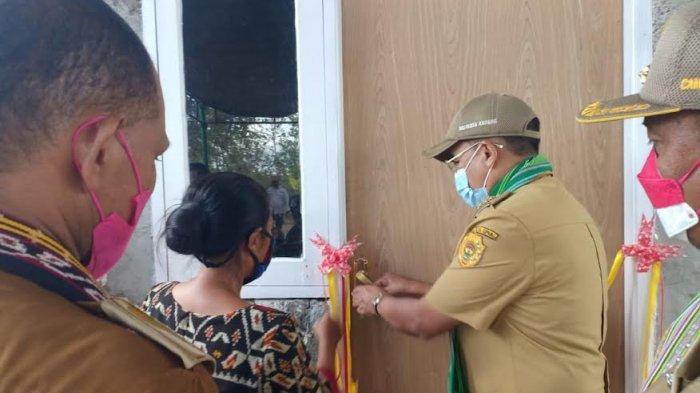 Walikota Kupang Komitmen Bantu Warga Lewat Program Bedah Rumah