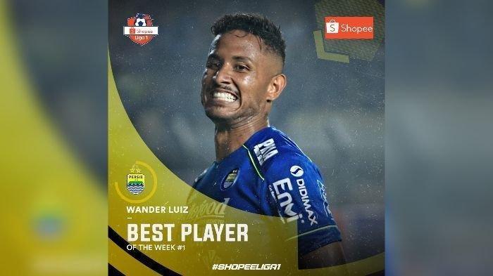 Rapor 6 Pemain Baru Persib Bandung di Liga 1 2020 Wander Luiz Paling Mentereng, Zulham Zamrun?