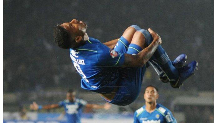 Mesin Gol Persib, Wander Luiz Lampaui Rekor Ezechiel, Cetak 4 Gol di 3 Laga Awal Liga 1 2020