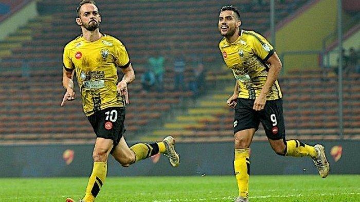 Persib Bandung Bidik Wander Luiz Striker Brasil, Ini Kelebihannya Dibanding Ezechiel Ndouasel
