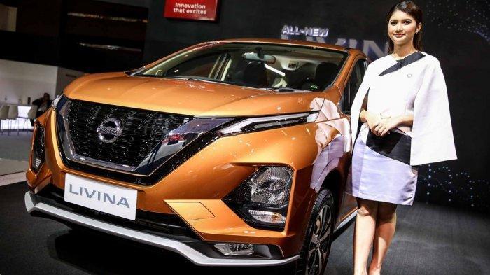 Deretan Wanita Cantik Mentereng di Booth Pameran Otomotif Jakarta Tahun 2019
