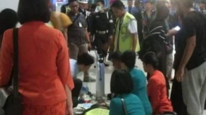 HEBOH Wanita Meninggal di Bandara Seokarno Hatta Diduga Corona, Bandara Jelaskan Fakta Sebenarnya