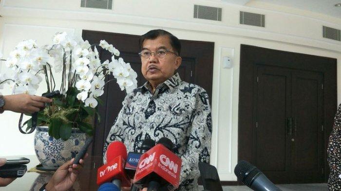 Wapres Kalla: Jika Prabowo dan Sandiaga Ikut Menenangkan Masyarakat, Kerusuhan Segera Mereda