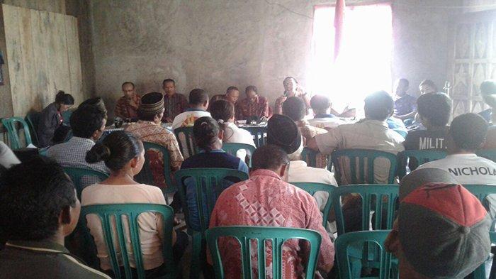 Pemda Manggarai Timur Tetapkan Desa Golo Munga sebagai Kampung KB